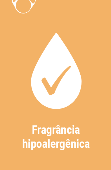 Fragrância hipoalergênica